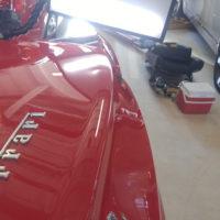 Red Ferrari 1