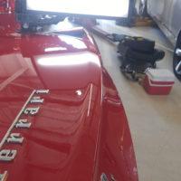 Red Ferrari 2